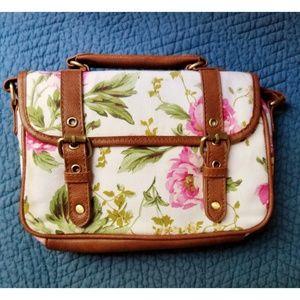[ASOS] Floral crossbody bag purse NWOT